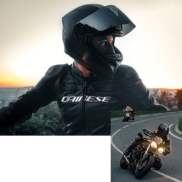 Tenerife motorbike hire riders