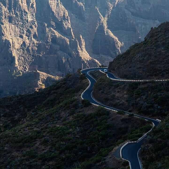 Tenerife motorbike hire masca expedition