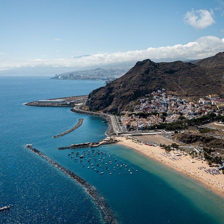 Tenerife rent a motorbike